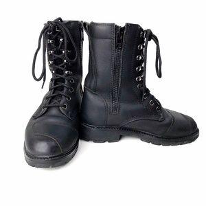 Roadkrome Doc Moto Riding Boots